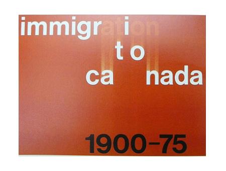 Immigration To Canada. Immigration to Canada 1900 –