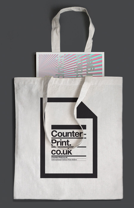 Counter Print Bag