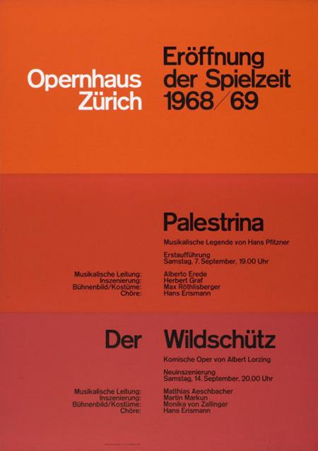 Josef Brockmann Opernhaus Zurich