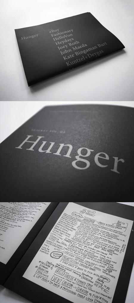 Bracket Vol. 2: Hunger