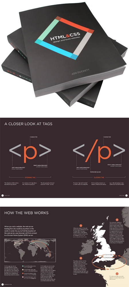 Html css book