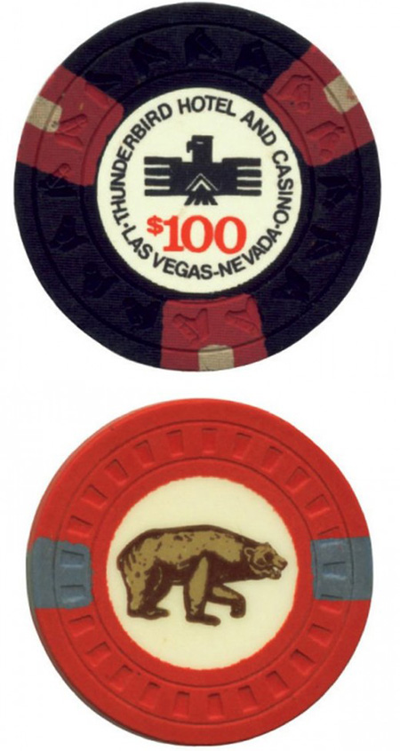 Las Vegas Gambling Chips
