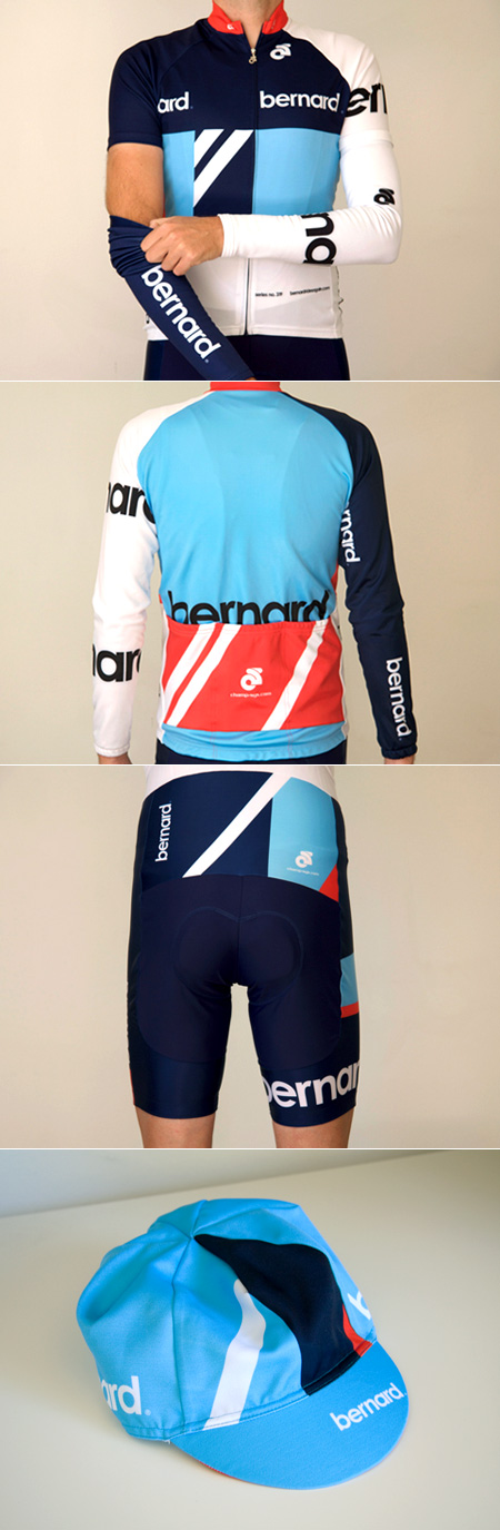 Bernard Cycling Kit