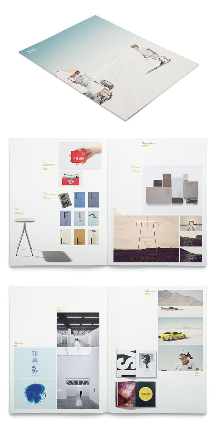 Visuelle Paper: Edition One