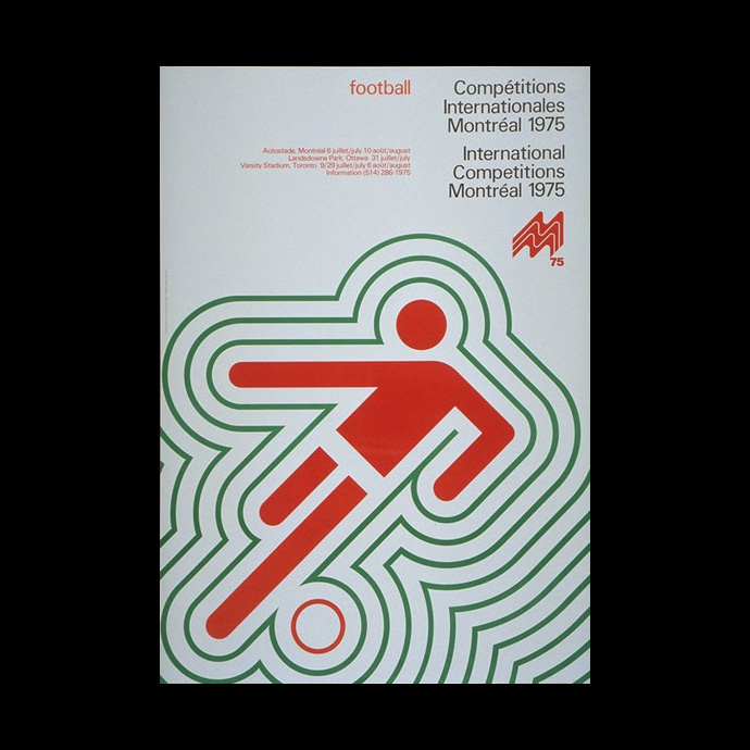 Montreal Olympics Test Event Posters