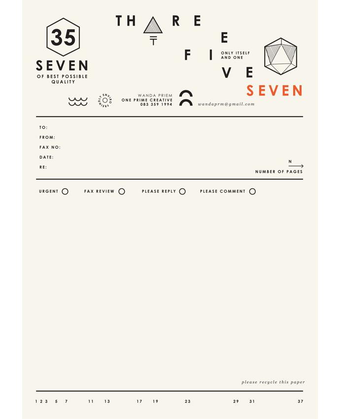 Three Five Seven
