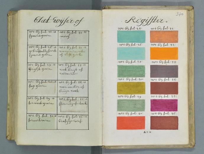 1692 Boogert Color Guide