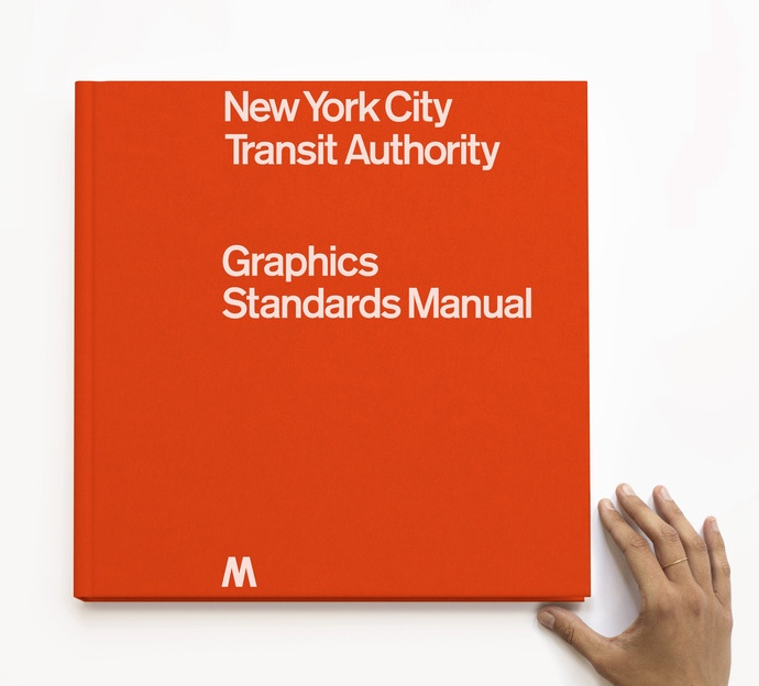 NYCTA Graphics Standards Manual Reissue