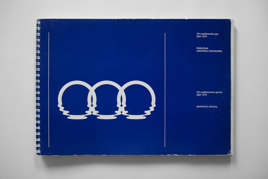 VIII Mediterranean Games Split 1979 Graphics Manual
